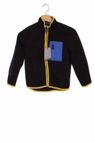Dětský termo vrch  Napapijri, Velikost 7-8y/ 128-134 cm, Barva Černá, Polyester, Cena  859,00Kč