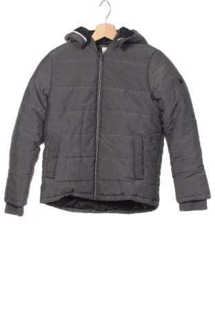 Παιδικό μπουφάν Hugo Boss, Μέγεθος 12-13y/ 158-164 εκ., Χρώμα Γκρί, 89% πολυεστέρας, 11% πολυαμίδη, Τιμή 138,79€