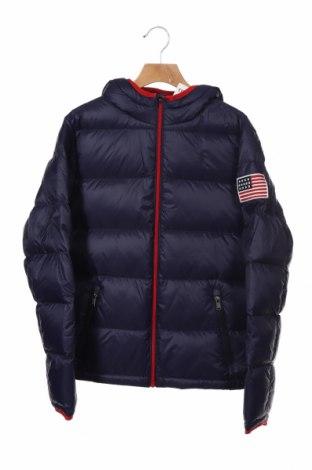 Dětská bunda  Polo By Ralph Lauren, Velikost 14-15y/ 168-170 cm, Barva Modrá, Polyamide, Cena  3250,00Kč