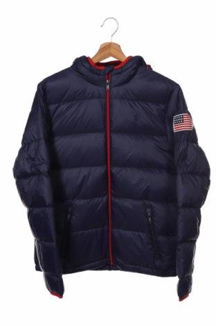 Παιδικό μπουφάν Polo By Ralph Lauren, Μέγεθος 15-18y/ 170-176 εκ., Χρώμα Μπλέ, Πολυαμίδη, Τιμή 69,35€