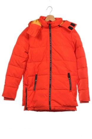 Dětská bunda  Scotch & Soda, Velikost 12-13y/ 158-164 cm, Barva Oranžová, Cena  2489,00Kč