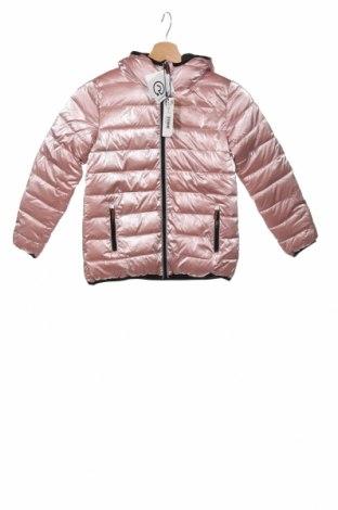 Dětská bunda  Superdry, Velikost 9-10y/ 140-146 cm, Barva Růžová, Polyester, Cena  2054,00Kč