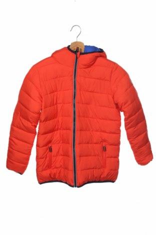 Dětská bunda  Superdry, Velikost 11-12y/ 152-158 cm, Barva Oranžová, Polyester, Cena  1946,00Kč