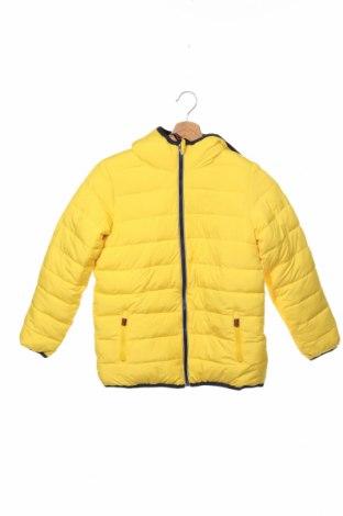 Dětská bunda  Superdry, Velikost 11-12y/ 152-158 cm, Barva Žlutá, Polyester, Cena  1946,00Kč