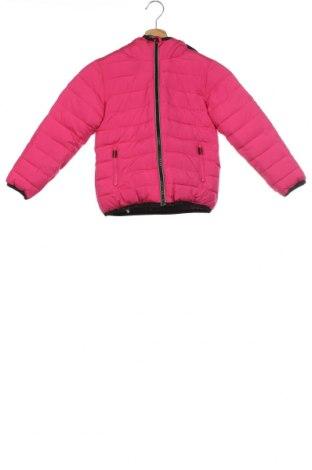 Dětská bunda  Superdry, Velikost 7-8y/ 128-134 cm, Barva Růžová, Polyester, Cena  2054,00Kč
