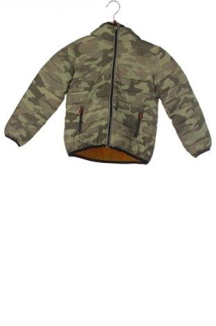 Dětská bunda  Superdry, Velikost 7-8y/ 128-134 cm, Barva Zelená, Polyester, Cena  908,00Kč
