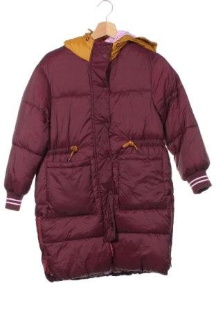 Детско яке Zara, Размер 9-10y/ 140-146 см, Цвят Червен, Полиамид, Цена 51,75лв.