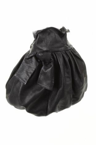 Δερμάτινη τσάντα Lupo, Χρώμα Μαύρο, Γνήσιο δέρμα, Τιμή 179,07€