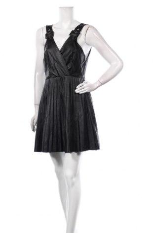 Rochie de piele Wal G, Mărime XL, Culoare Negru, Piele ecologică, Preț 197,20 Lei