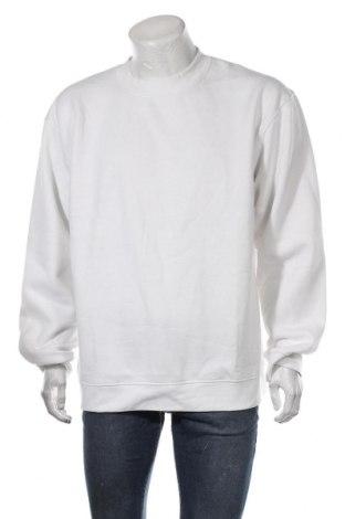 Ανδρική μπλούζα 274, Μέγεθος XXL, Χρώμα Λευκό, 65% βαμβάκι, 35% πολυεστέρας, Τιμή 13,15€
