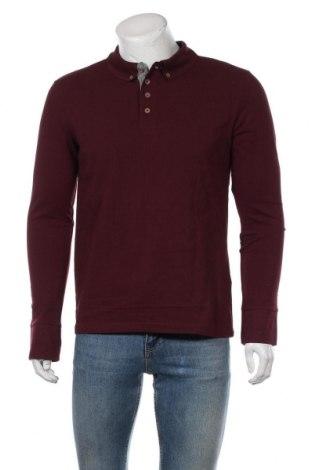 Ανδρική μπλούζα Brave Soul, Μέγεθος S, Χρώμα Κόκκινο, Βαμβάκι, Τιμή 25,26€