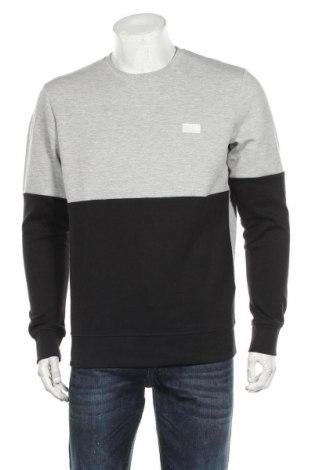 Ανδρική μπλούζα Core By Jack & Jones, Μέγεθος L, Χρώμα Γκρί, 90% βαμβάκι, 10% βισκόζη, Τιμή 20,88€