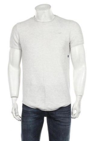Ανδρική μπλούζα Hollister, Μέγεθος S, Χρώμα Γκρί, 53% βαμβάκι, 40% βισκόζη, 7% πολυαμίδη, Τιμή 15,08€