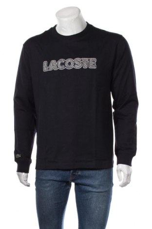 Ανδρική μπλούζα Lacoste, Μέγεθος M, Χρώμα Μπλέ, Βαμβάκι, Τιμή 53,74€