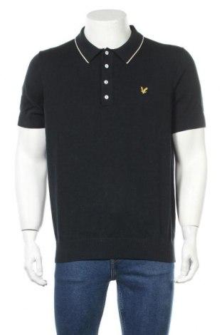 Ανδρική μπλούζα Lyle & Scott, Μέγεθος L, Χρώμα Μπλέ, Βαμβάκι, Τιμή 19,44€