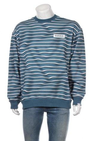 Мъжка блуза Napapijri, Размер L, Цвят Многоцветен, Памук, Цена 96,75лв.