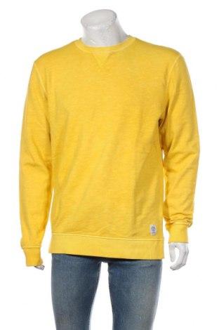 Bluză de bărbați Tom Tailor, Mărime XL, Culoare Galben, Bumbac, Preț 113,49 Lei