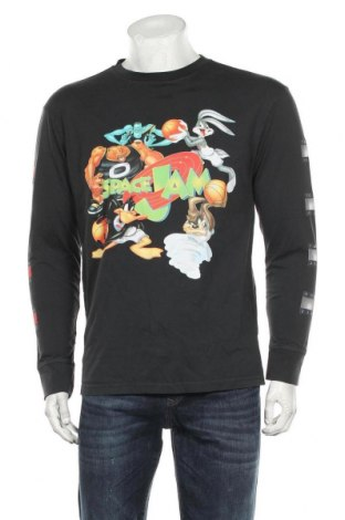 Ανδρική μπλούζα Tommy Hilfiger, Μέγεθος S, Χρώμα Γκρί, Βαμβάκι, Τιμή 46,01€