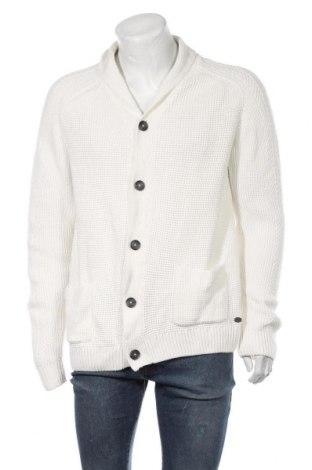 Мъжка жилетка Angelo Litrico, Размер XL, Цвят Бял, Памук, Цена 24,41лв.