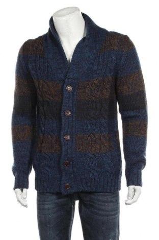 Мъжка жилетка Angelo Litrico, Размер M, Цвят Многоцветен, 70% акрил, 30% вълна, Цена 28,56лв.