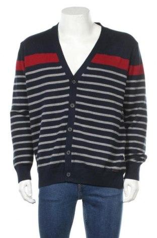 Pánský kardigán Basefield, Velikost L, Barva Modrá, Bavlna, Cena  383,00Kč