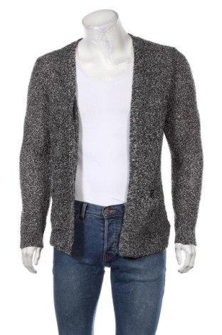 Ανδρική ζακέτα H&M Divided, Μέγεθος XS, Χρώμα Γκρί, 65%ακρυλικό, 20% πολυεστέρας, 15% μαλλί, Τιμή 16,89€