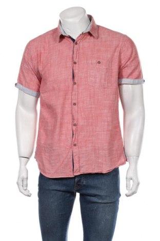 Мъжка риза, Размер L, Цвят Розов, Памук, Цена 31,50лв.
