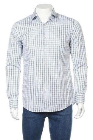 Ανδρικό πουκάμισο Hugo Boss, Μέγεθος M, Χρώμα Πολύχρωμο, Βαμβάκι, Τιμή 39,90€