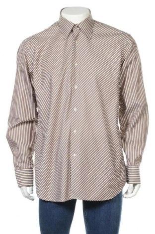 Ανδρικό πουκάμισο Joop!, Μέγεθος L, Χρώμα  Μπέζ, Βαμβάκι, Τιμή 30,62€