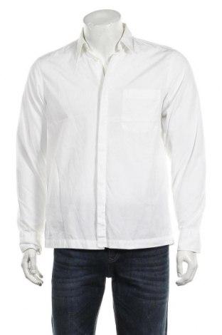 Ανδρικό πουκάμισο Kenzo, Μέγεθος M, Χρώμα Λευκό, Τιμή 43,79€