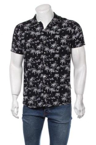 Мъжка риза Kronstadt, Размер M, Цвят Син, Полиамид, Цена 39,00лв.