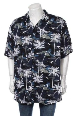 Мъжка риза Only & Sons, Размер 4XL, Цвят Син, Вискоза, Цена 44,25лв.