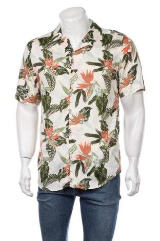 Мъжка риза Only & Sons, Размер M, Цвят Многоцветен, Вискоза, Цена 44,25лв.