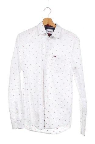 Мъжка риза Tommy Hilfiger, Размер XS, Цвят Бял, Памук, Цена 91,50лв.