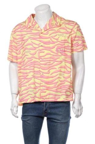 Мъжка риза Von Dutch, Размер M, Цвят Многоцветен, Памук, Цена 36,75лв.