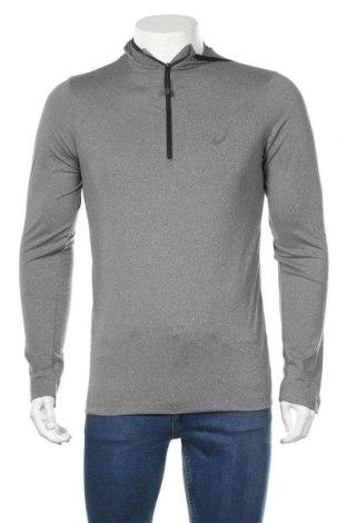 Pánské sportovní tričko ASICS, Velikost M, Barva Šedá, 92% polyester, 8% elastan, Cena  650,00Kč