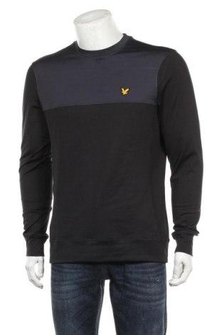 Ανδρική αθλητική μπλούζα Lyle & Scott, Μέγεθος M, Χρώμα Μπλέ, 88% πολυεστέρας, 12% ελαστάνη, Τιμή 35,72€