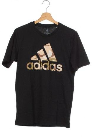 Pánské tričko  Adidas, Velikost XS, Barva Černá, Bavlna, Cena  750,00Kč