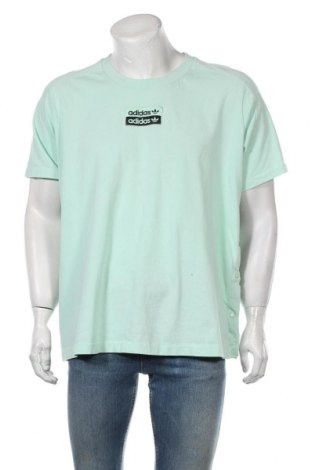 Pánské tričko  Adidas Originals, Velikost XL, Barva Zelená, Cena  696,00Kč