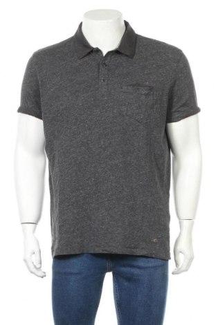 Ανδρικό t-shirt Boss Orange, Μέγεθος XL, Χρώμα Γκρί, 100% βαμβάκι, Τιμή 30,16€