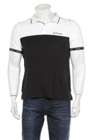 Ανδρικό t-shirt Calvin Klein Jeans, Μέγεθος M, Χρώμα Λευκό, Βαμβάκι, Τιμή 30,54€