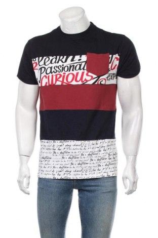 Pánské tričko  Desigual, Velikost M, Barva Vícebarevné, Bavlna, Cena  789,00Kč