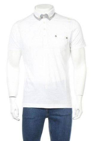 Tricou de bărbați Guess By Marciano, Mărime XXL, Culoare Alb, Bumbac, Preț 153,95 Lei