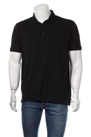 Ανδρικό t-shirt Hugo Boss, Μέγεθος L, Χρώμα Μαύρο, Βαμβάκι, Τιμή 81,96€