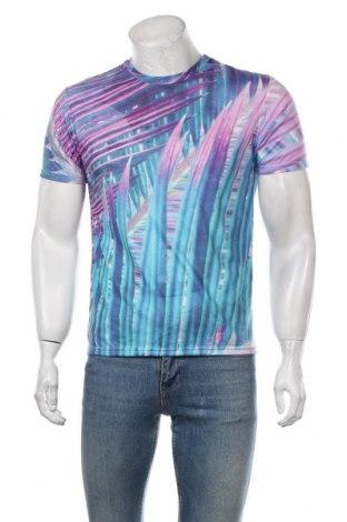 Мъжка тениска JUNIQE, Размер S, Цвят Многоцветен, Полиестер, Цена 19,80лв.
