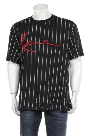 Ανδρικό t-shirt Karl Kani, Μέγεθος L, Χρώμα Μαύρο, Βαμβάκι, Τιμή 11,21€