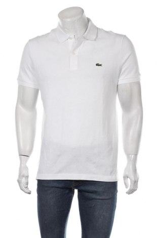 Ανδρικό t-shirt Lacoste, Μέγεθος L, Χρώμα Λευκό, Βαμβάκι, Τιμή 43,30€