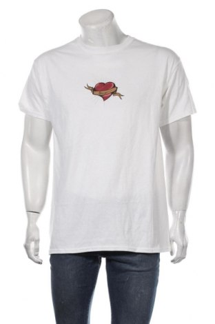 Ανδρικό t-shirt Mennace, Μέγεθος M, Χρώμα Λευκό, Βαμβάκι, Τιμή 10,05€