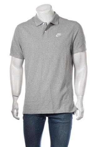 Pánské tričko  Nike, Velikost M, Barva Šedá, Bavlna, Cena  696,00Kč
