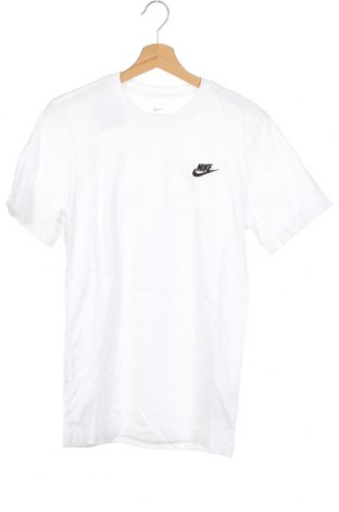 Pánské tričko  Nike, Velikost XS, Barva Bílá, Bavlna, Cena  503,00Kč